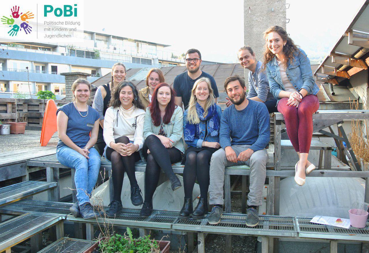 PoBi Team Gruppenfoto